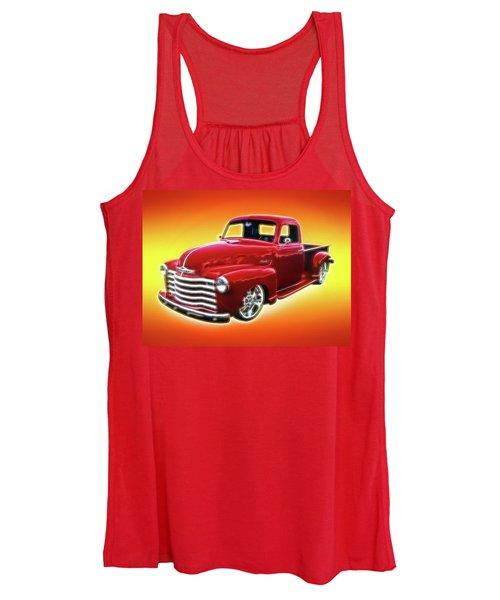 19948 Chevy Truck Women's Tank Top