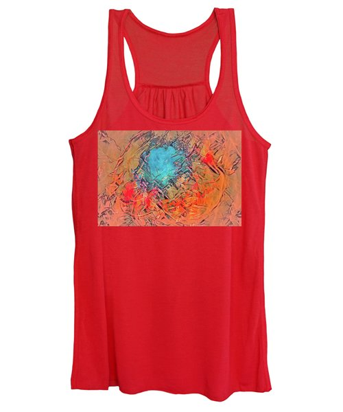 Abstract 49 Women's Tank Top