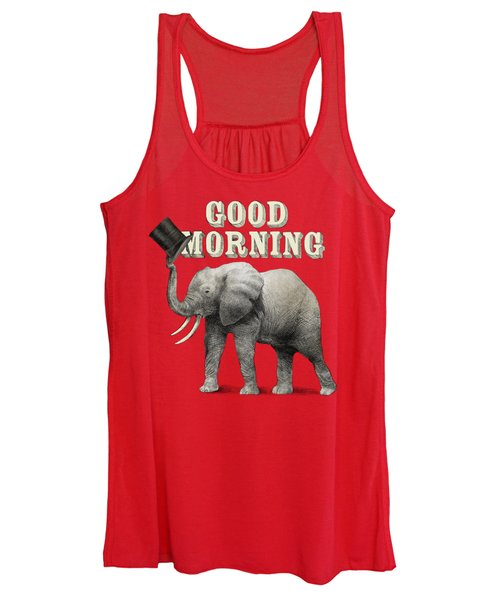 Good Morning Women's Tank Top