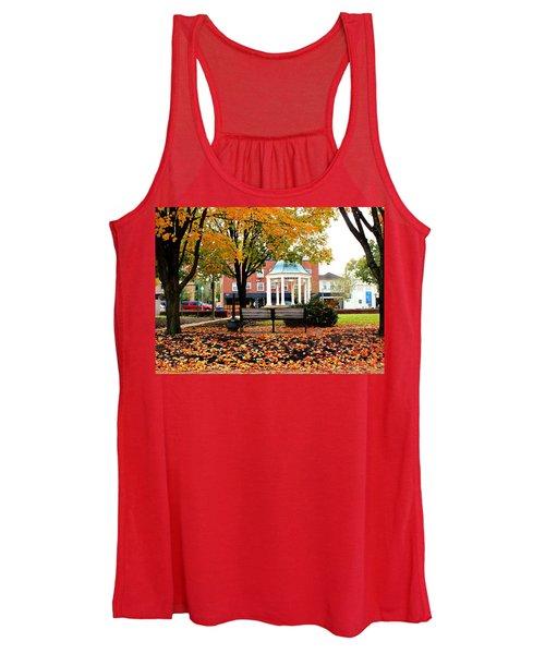 Autumn Gatherings  Women's Tank Top