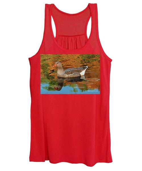 Autumn Swim Women's Tank Top
