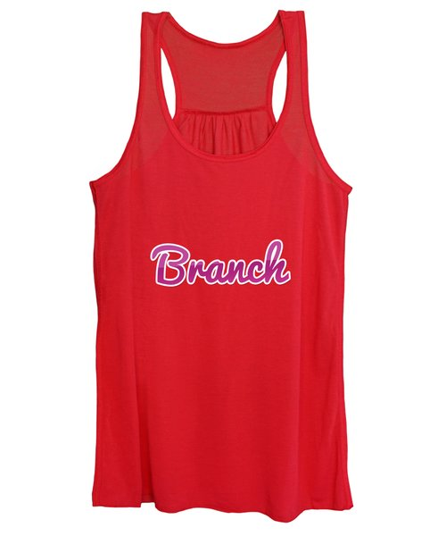 Branch #branch Women's Tank Top