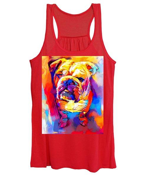 Bulldog 4 Women's Tank Top