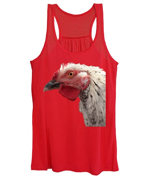 Chicken Head 2 Women's Tank Top