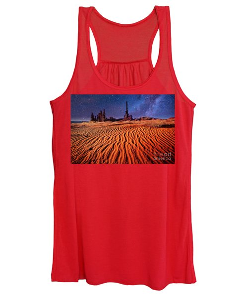 Clear Night Women's Tank Top