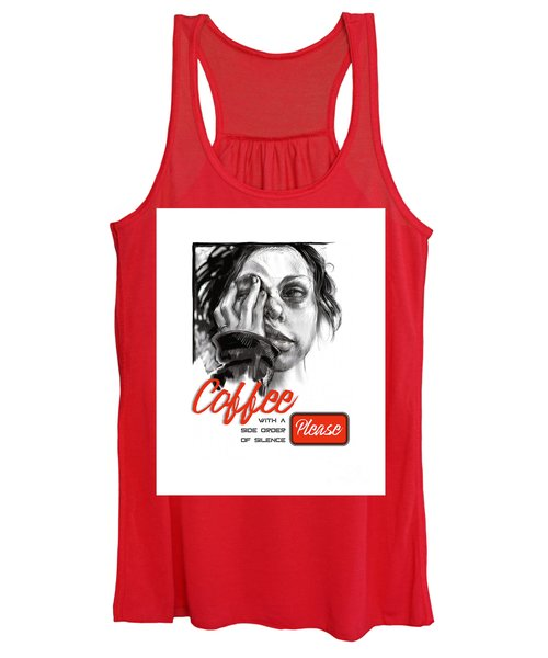 Coffee With A Side Women's Tank Top