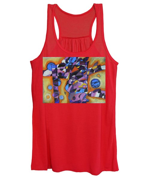 Cold Release Women's Tank Top