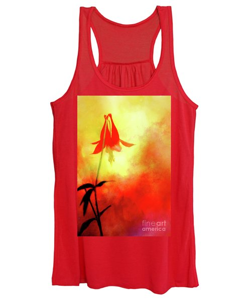 Columbine Sunset Women's Tank Top