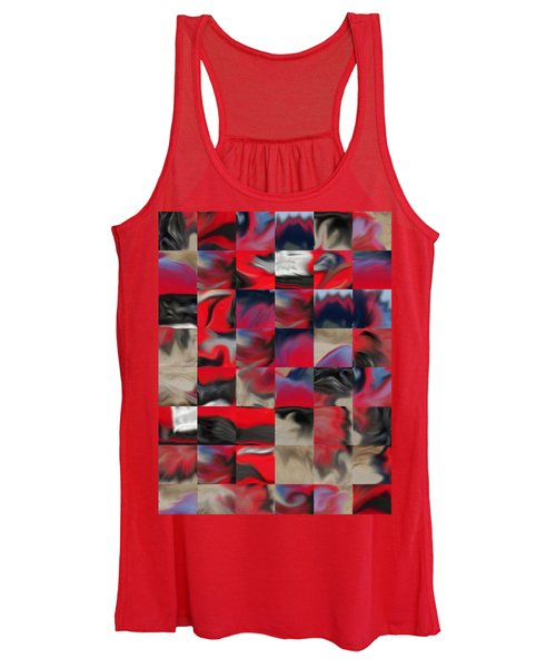 Coupe Rouge Women's Tank Top