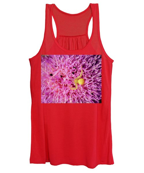 Crab Spider Women's Tank Top