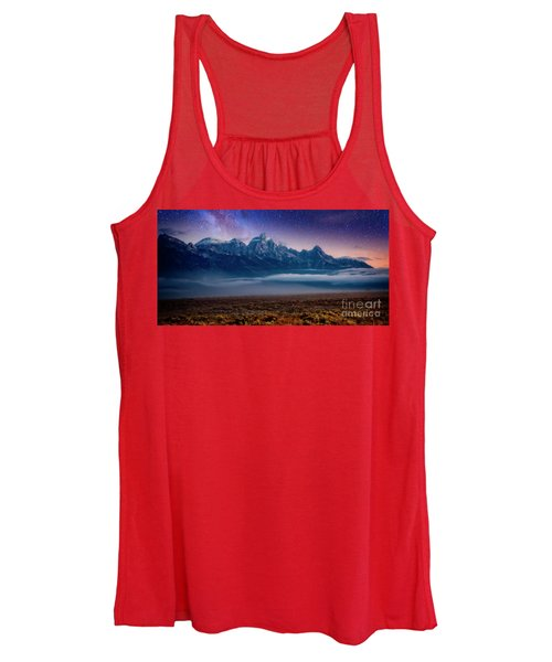 Dawn Breaks Women's Tank Top