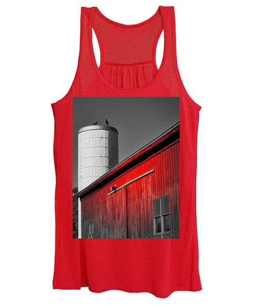 Fading Barn Women's Tank Top