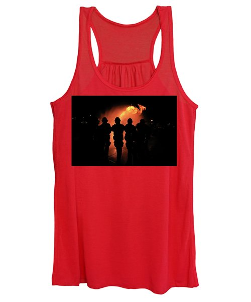 Fire Dragon Women's Tank Top