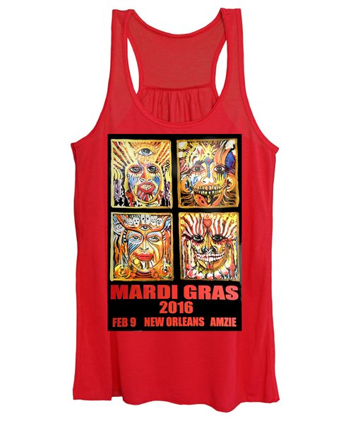 Four Happiness Women's Tank Top