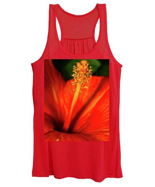 Into A Flower Women's Tank Top