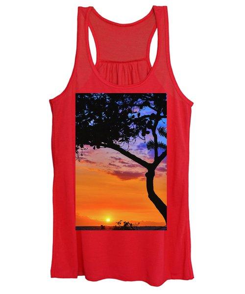 Just Another Kona Sunset Women's Tank Top
