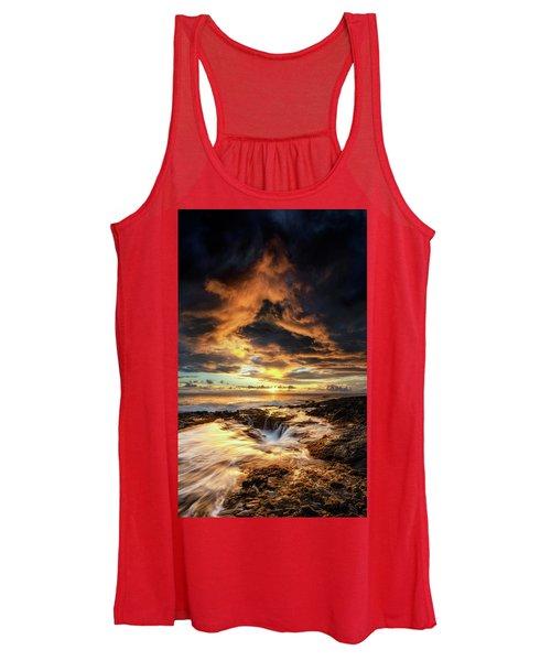 Kona Sunset Women's Tank Top