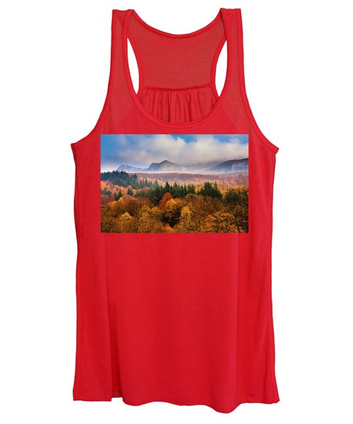 Land Of Illusion Women's Tank Top