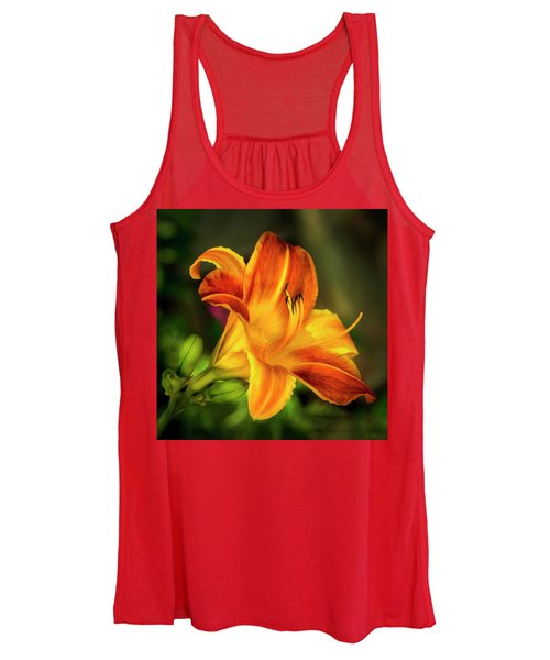 Lily Of The Day Women's Tank Top