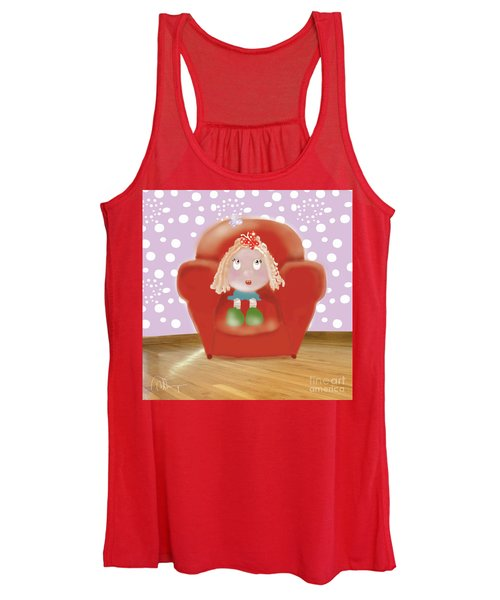 Little Ms Women's Tank Top