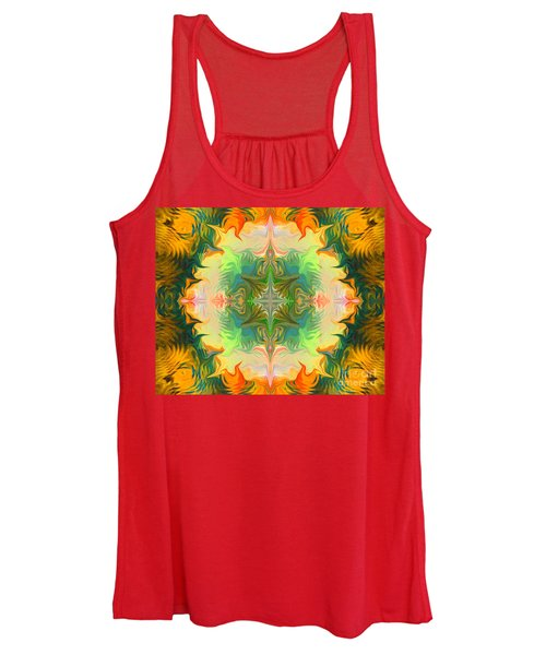 Mandala 12 8 2018 Women's Tank Top