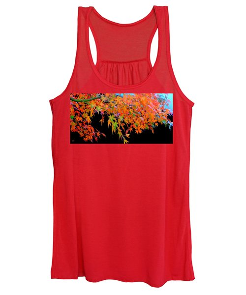 Maple Magic Women's Tank Top