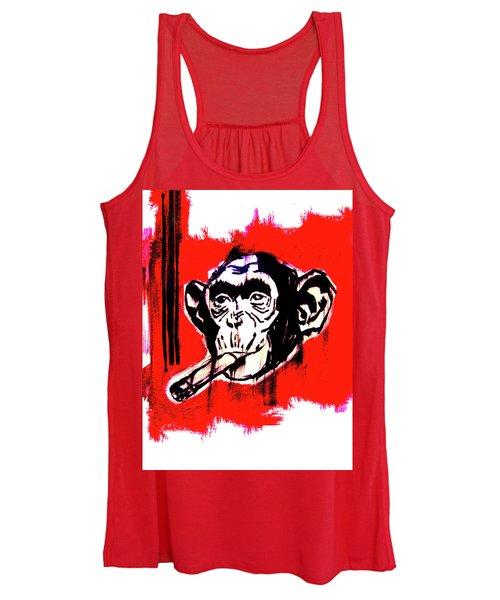 Monkey Business Women's Tank Top