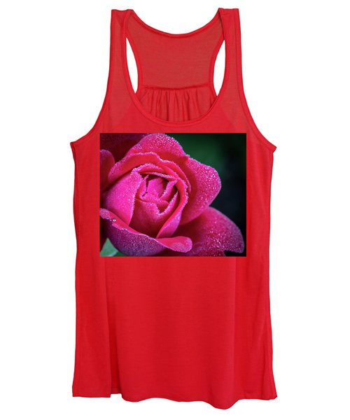 Morning Rose Women's Tank Top