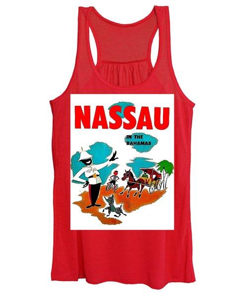 Nassau In The Bahamas Women's Tank Top