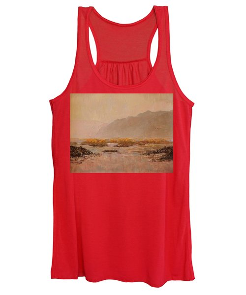 Oyster Beds Emerging Women's Tank Top
