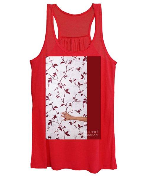 Red #0586 Women's Tank Top