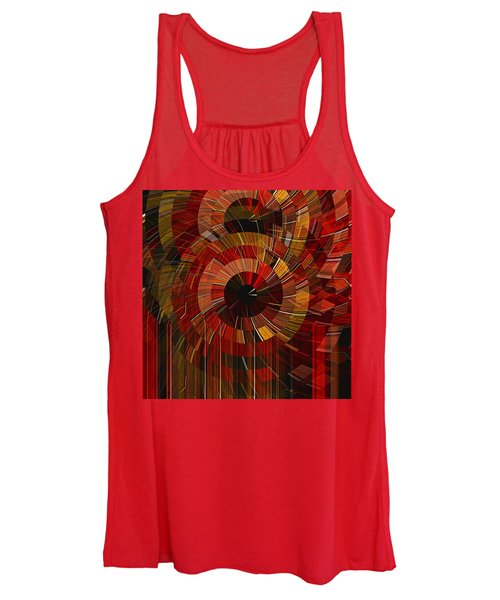 Royal Fireworks Women's Tank Top