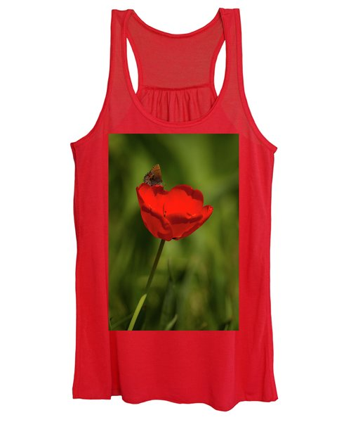 Tulip And Skipper Women's Tank Top
