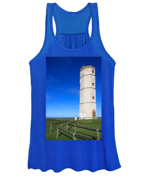 Flamborough Old Lighthouse Women's Tank Top