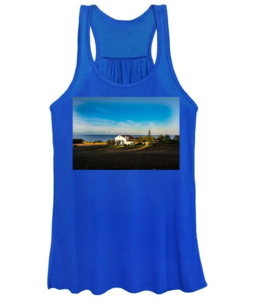 Light Of Warmth Women's Tank Top