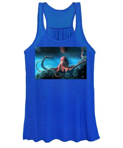 Octopus Women's Tank Top