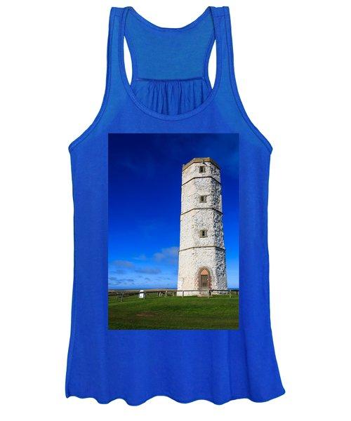 Old Lighthouse Flamborough Women's Tank Top