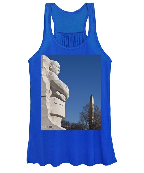 Martin Luther King Jr Memorial Women's Tank Top