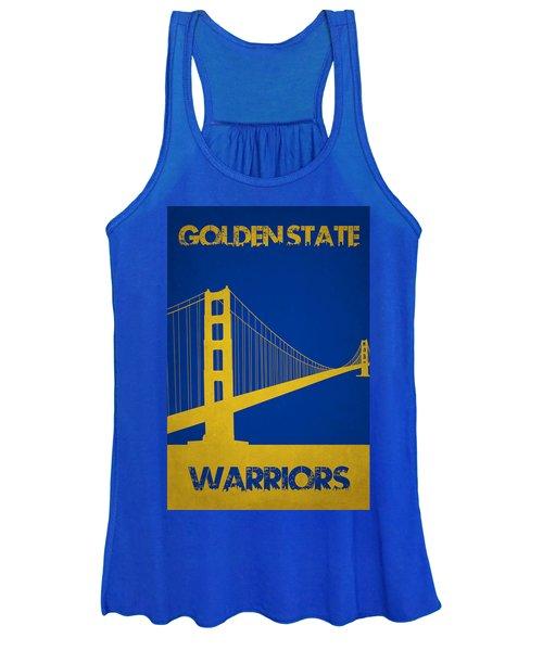Golden State Warriors Women's Tank Top