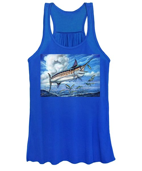 Marlin Queen Women's Tank Top