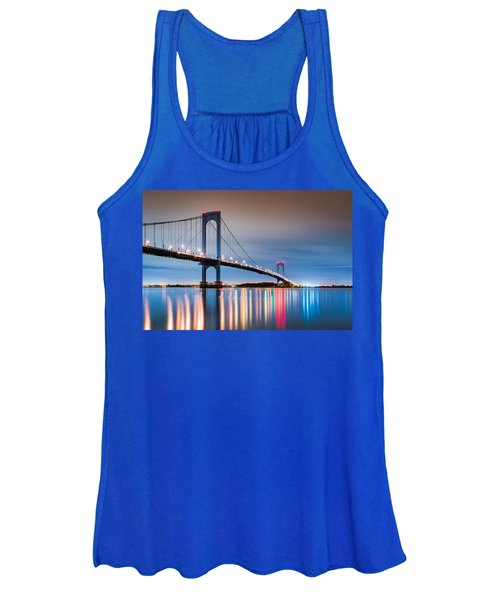 Whitestone Bridge Women's Tank Top