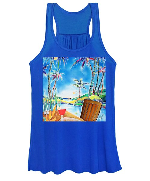 After The Squall Women's Tank Top