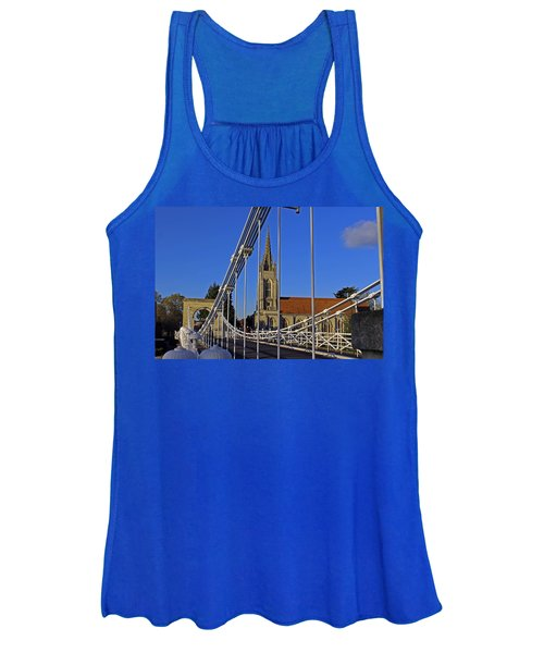 All Saints Church Women's Tank Top