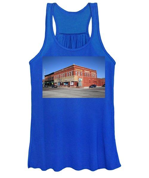 Alpena Michigan - Thunder Bay Theatre Women's Tank Top