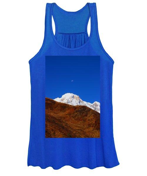 Annapurna South Moon Rise Women's Tank Top