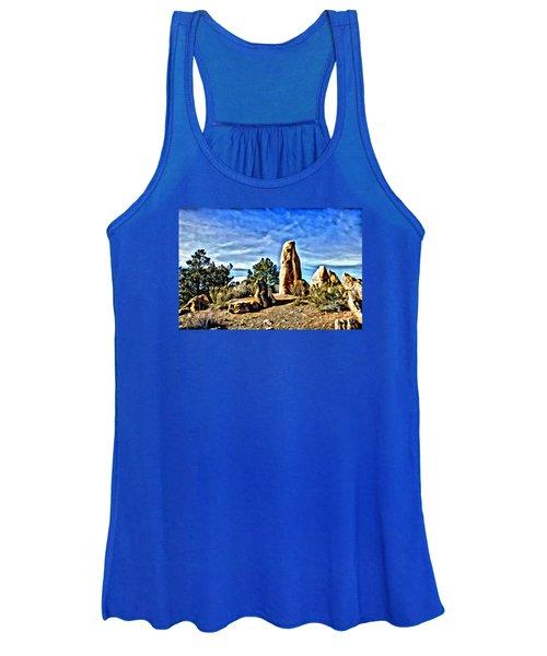 Arizona Monolith Women's Tank Top