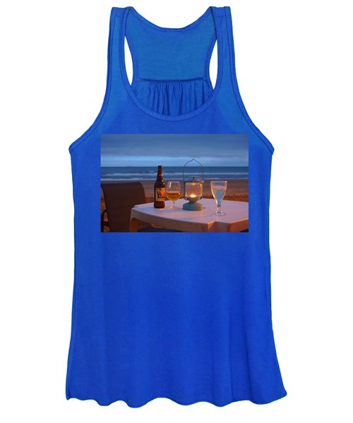 At The End Of The Day Women's Tank Top