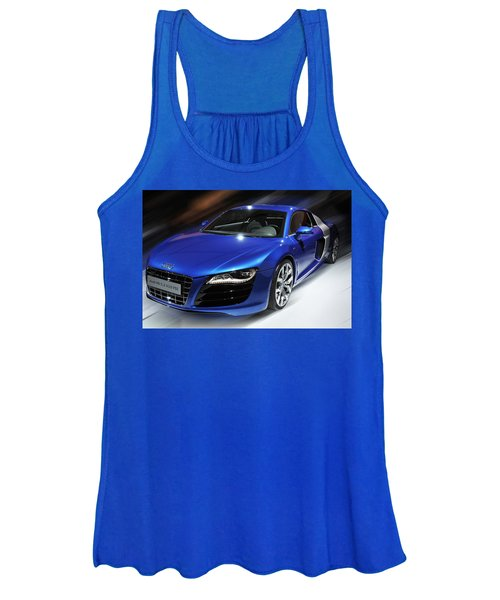 Audi R8 V10 Fsi Women's Tank Top