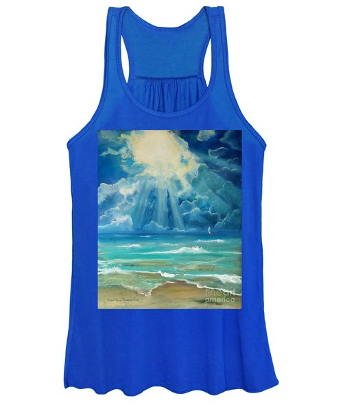 Beach Women's Tank Top