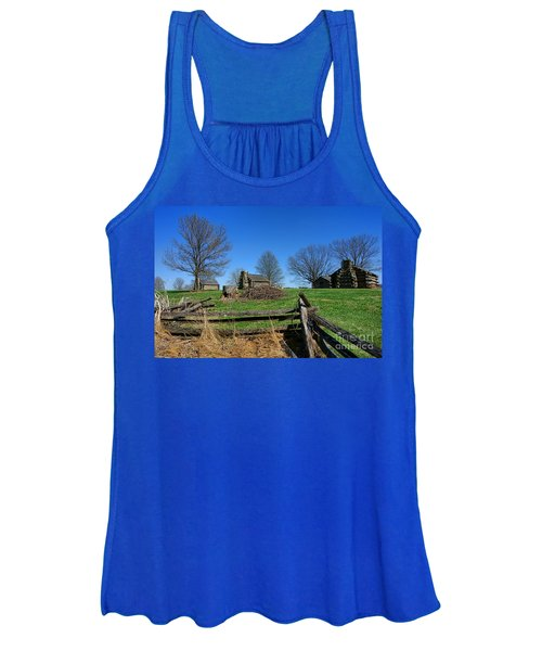 Behind The Fences  Women's Tank Top
